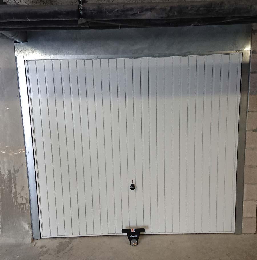 Porte De Garage Hormann Pas Cher pose porte de garage basculante la roquette sur siagne 06